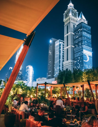 events with DIFC View